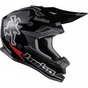 Casco bmx race Hebo