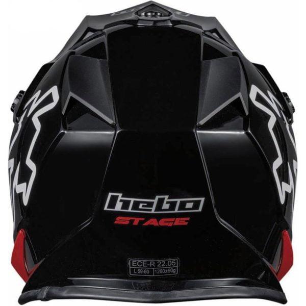 Casco bmx race Hebo