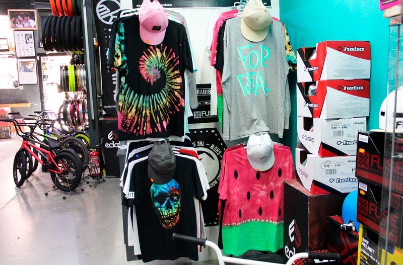 360bs tienda bmx camisetas