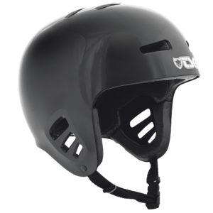 BMX CASCO TSG DAWN SOLID NEGRO