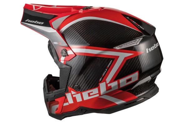CASCO HEBO LEGEND CARBONO