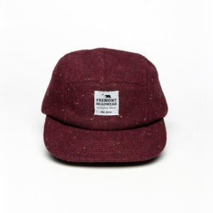 GORRA FREMONT CALIFORNIA 5-PANEL