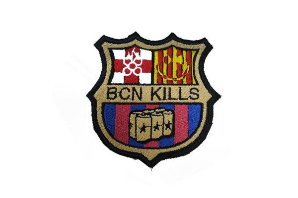 Parche Bcn kills barça