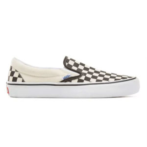 Zapatillas Vans Checkboard Slip On Pro