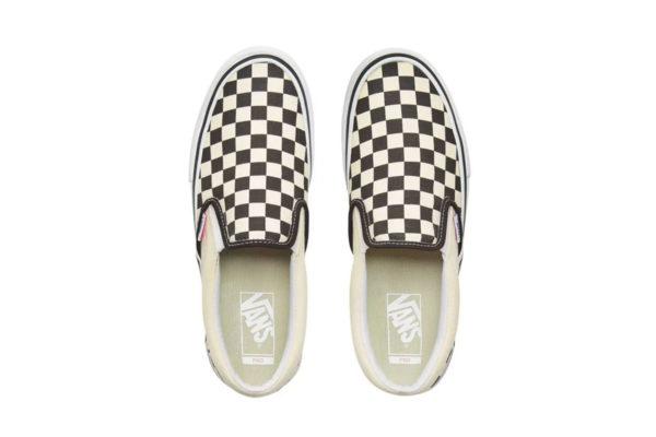 Zapatillas Vans Checkboard Slip On Pro