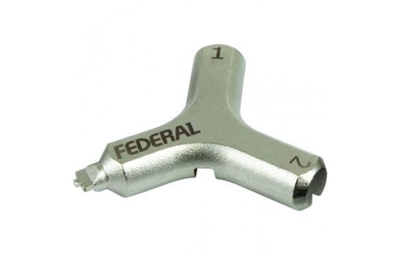 llave radios Federal Stance