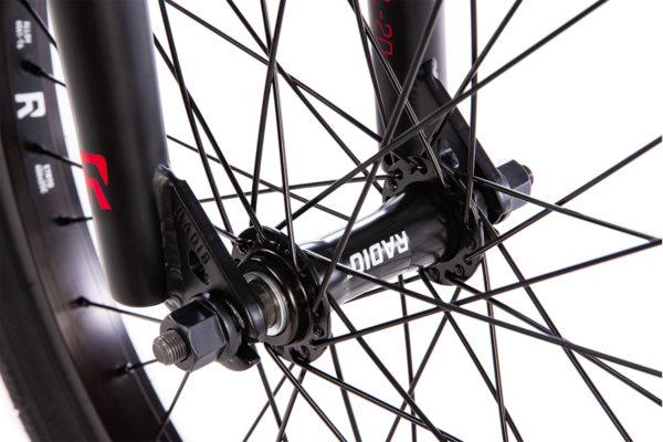 BMX Bicicleta Radio Saiko