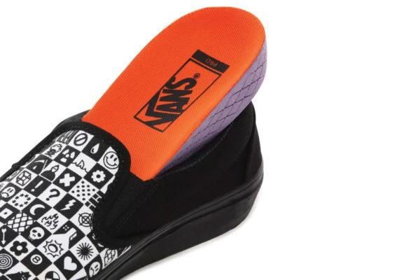 Zapatillas Vans x Cult Slip-On BMX