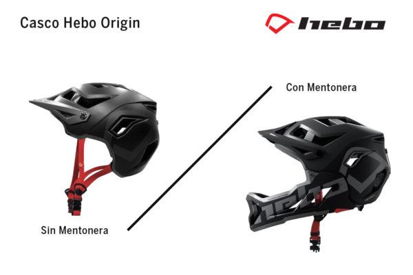Casco Hebo Origin