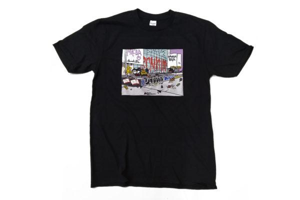 Camiseta BCNKILLS Macba Souvenir