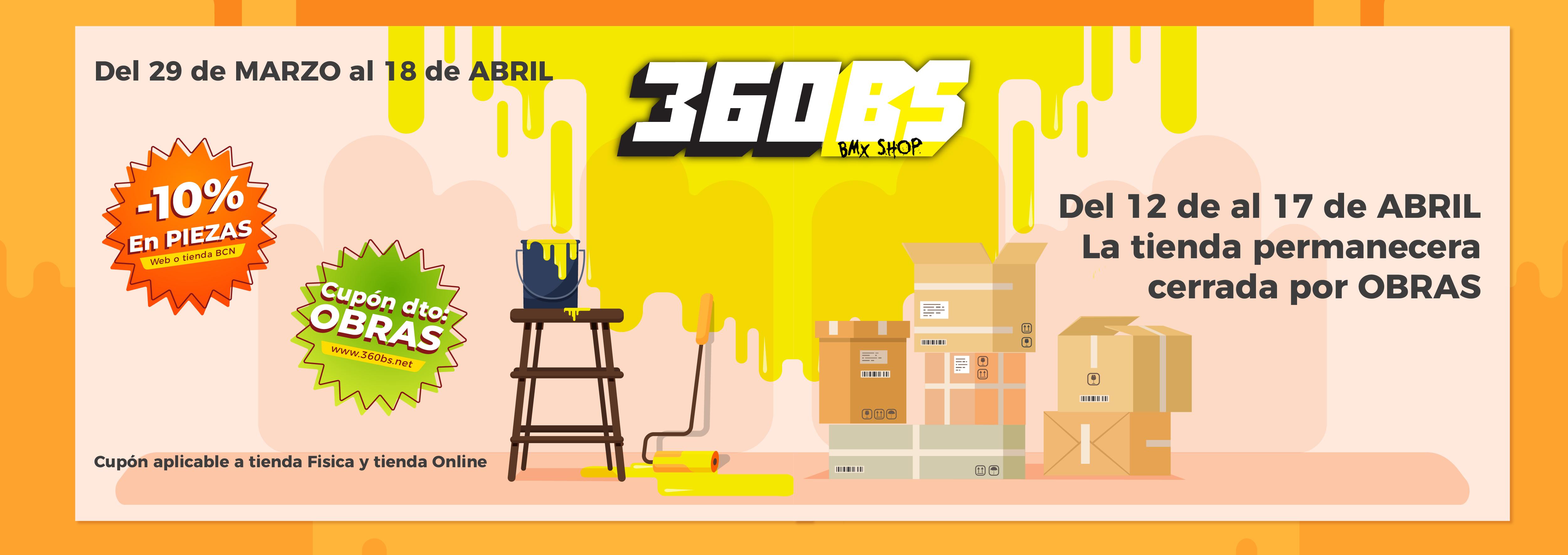 Obras 360BS 2021