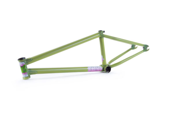 Cuadro BMX Fiend Morrow V4