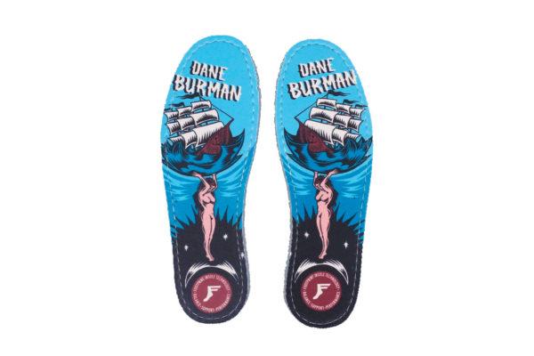 Footprint king foam 5mm dave burman atlas